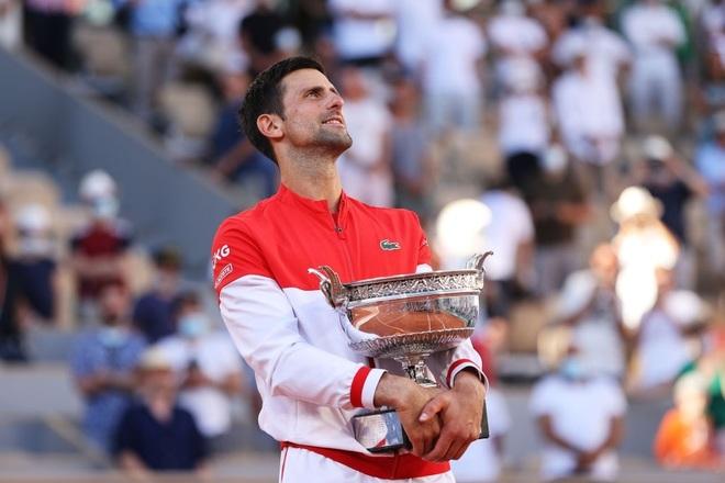 Ngược dòng thần kỳ, Djokovic vô địch Roland Garros 2021 - 2