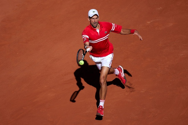Những khoảnh khắc Djokovic vượt qua Tsitsipas để vô địch Roland Garros - 11