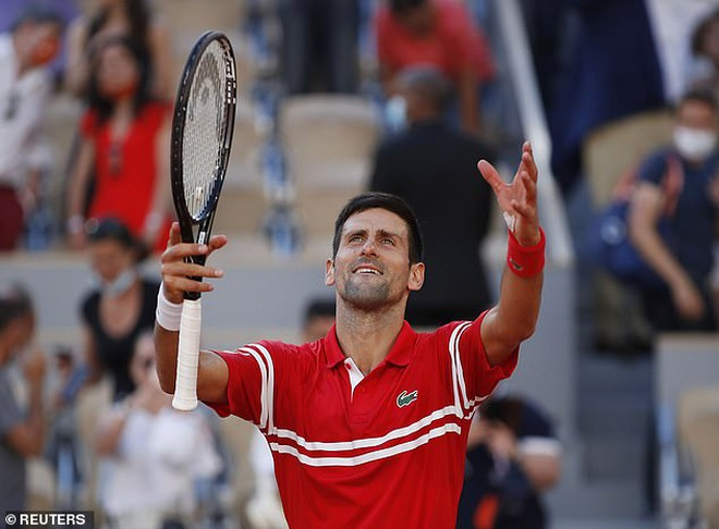 Djokovic lập mưa kỷ lục sau chức vô địch Grand Slam thứ 19 - 1