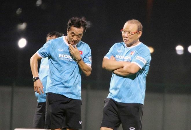 HLV Park phản ứng như thế nào sau tin đồn rời đội tuyển Việt Nam? - 3