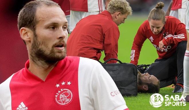 Bị ám ảnh vì chấn thương của Eriksen, ngôi sao Hà Lan khóc nức nở rời sân - 2