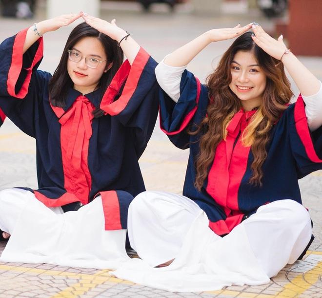 Cặp bạn thân lớp trưởng - bí thư cùng giành học bổng đại học danh giá - 1