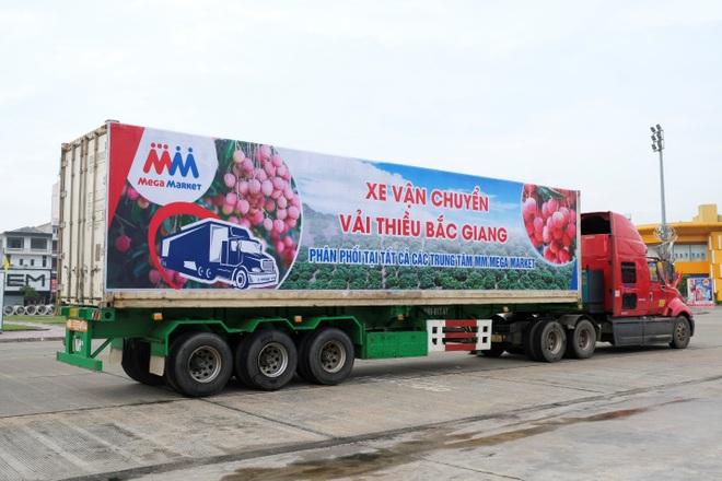 MM Mega Market đồng hành cùng Bắc Giang tiêu thụ hàng trăm tấn nông sản - 2