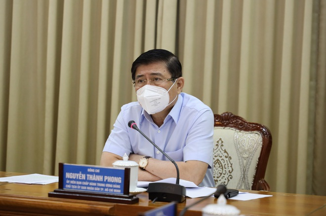 Quận Gò Vấp và phường Thạnh Lộc chuyển áp dụng Chỉ thị 16 sang Chỉ thị 15 - 1