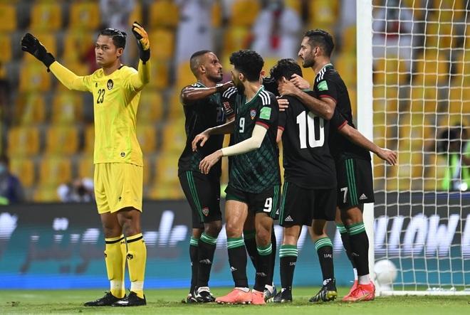 Chuyên gia UAE: Đội tuyển Việt Nam vô cùng nguy hiểm - 1