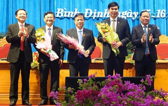 Ông Nguyễn Phi Long tái đắc cử Chủ tịch UBND tỉnh Bình Định - 3