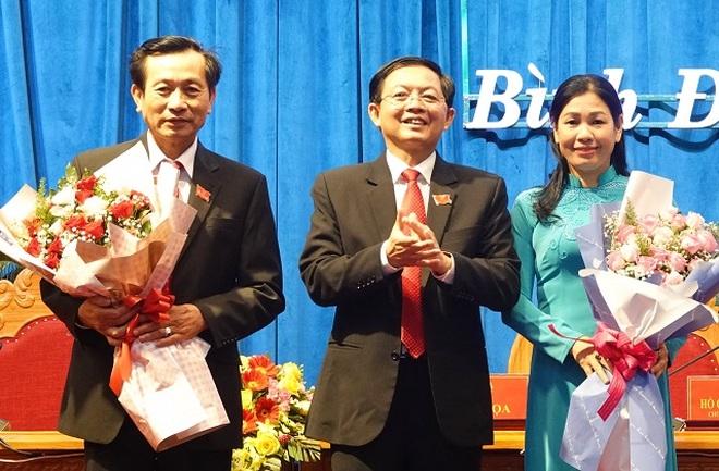 Ông Nguyễn Phi Long tái đắc cử Chủ tịch UBND tỉnh Bình Định - 2