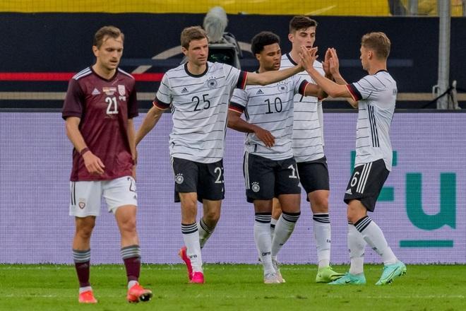 Đức - Pháp (2h00 ngày 16/6): Lo lắng cho Die Mannschaft - 2