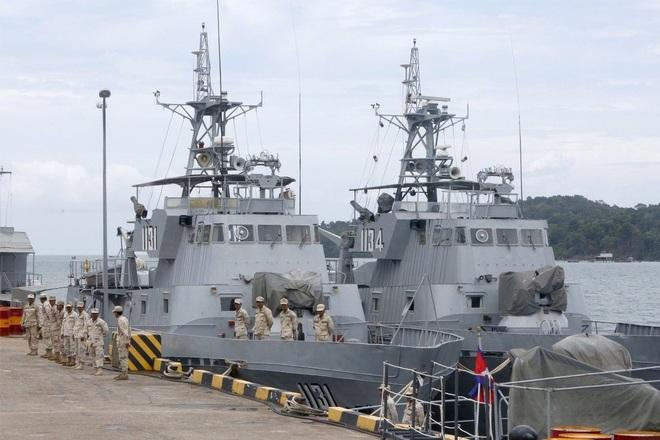 Mỹ - Campuchia căng thẳng sau chuyến thăm cảng có bóng dáng Trung Quốc - 1