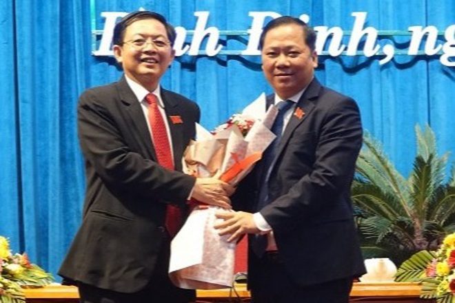 Ông Nguyễn Phi Long tái đắc cử Chủ tịch UBND tỉnh Bình Định - 1