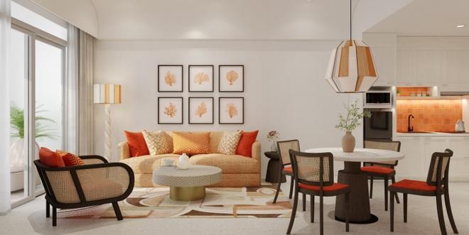 Bàn giao nội thất hoàn thiện - lợi thế của căn hộ The Hill - 4
