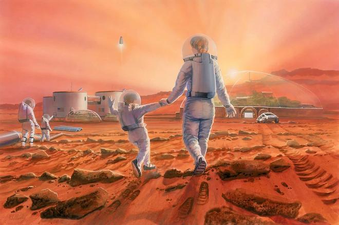 Làm chuyện ấy trên sao Hỏa: Chuyện tưởng dễ mà khó - 2
