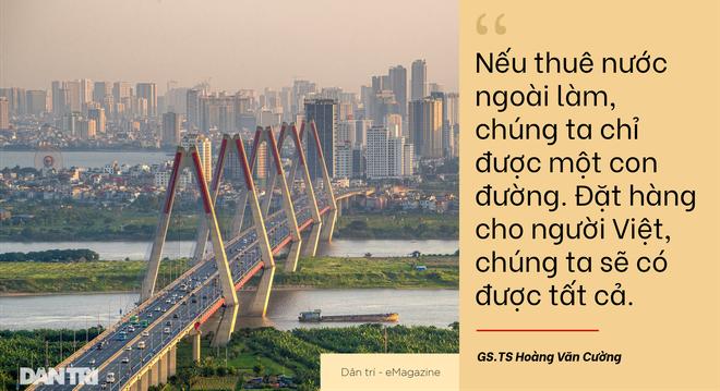 GS.TS Hoàng Văn Cường: Việt Nam muốn giàu mạnh, sứ mệnh đặt lên vai ai? - 7