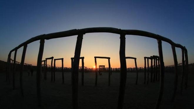 Di tích Stonehenge của Đức là địa điểm hiến tế con người tàn bạo - 1