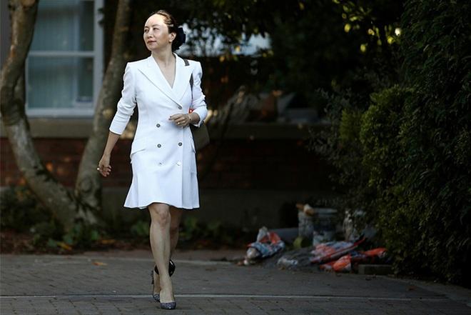 Công chúa Huawei Mạnh Vãn Chu mòn mỏi chờ phán quyết sau 3 năm bị giam lỏng - 1