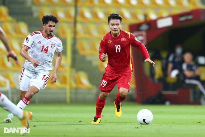 Tuyển Việt Nam xác định được đối thủ ở vòng loại World Cup vào ngày 1/7 - 1