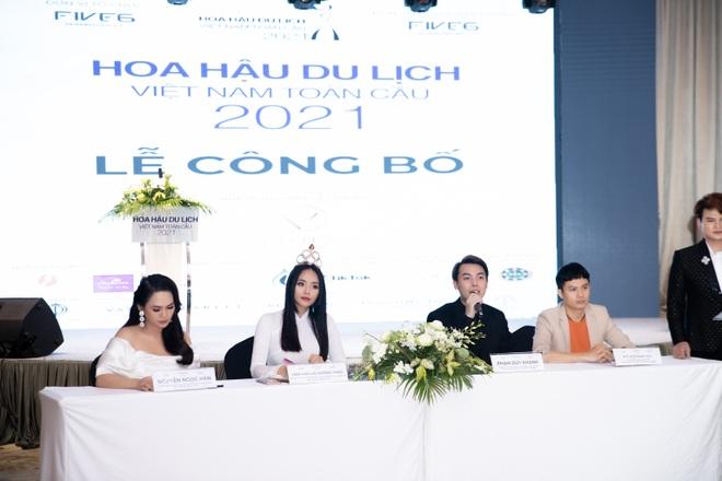 Hoa hậu Du lịch Việt Nam toàn cầu tuyển sinh online vì Covid-19 - 1
