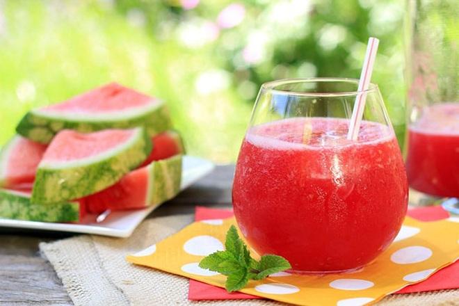 5 loại nước uống chống say nắng tức thì - 1