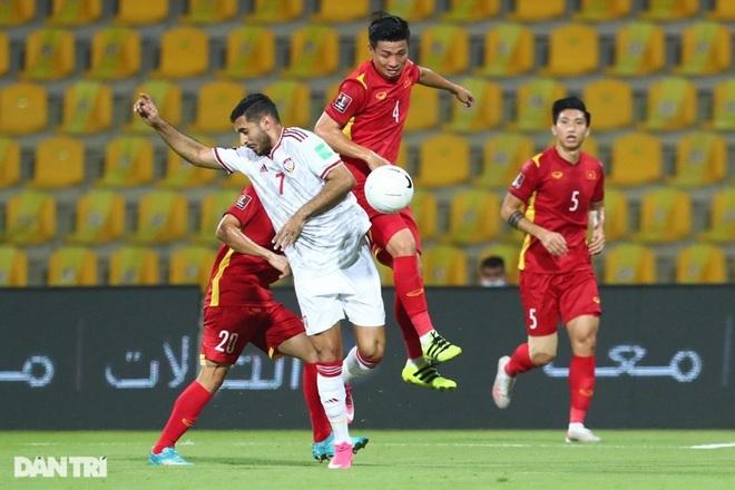Đội tuyển Việt Nam lập hai kỷ lục ở vòng loại World Cup 2022 - 1