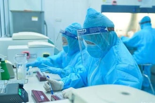 Nghệ An: Công an dương tính SARS-CoV-2 từng tham gia làm căn cước công dân - 1