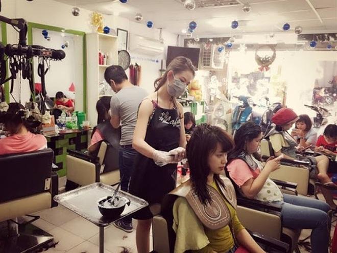Kinh doanh cắt tóc, gội đầu và massage chính thức bị đánh thuế 7% - 1
