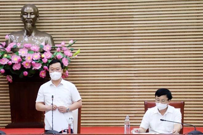Nghệ An: Giãn cách xã hội toàn thành phố gần nửa triệu dân - 3