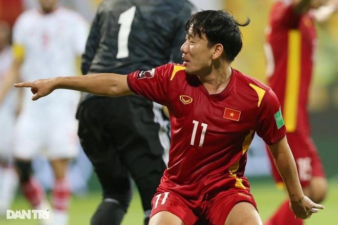 Đội tuyển Việt Nam lập hai kỷ lục ở vòng loại World Cup 2022 - 2