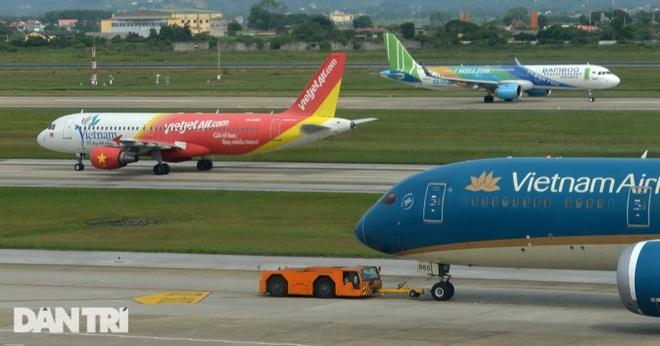 Nóng: Dừng tất cả chuyến bay chở khách TPHCM - Phú Quốc từ 0h đêm nay - 1