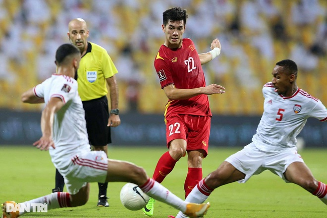 Thua UAE, tuyển Việt Nam có thể hình dung ra khó khăn ở vòng loại thứ ba - 2