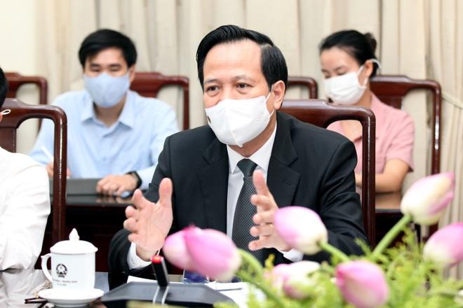 Bộ trưởng Đào Ngọc Dung: Nghiên cứu thẻ tích hợp dữ liệu BHXH, y tế, dân cư - 2