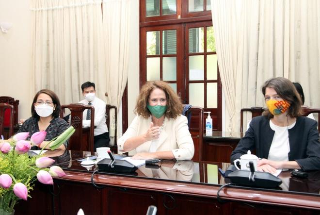 Bộ trưởng Đào Ngọc Dung: Nghiên cứu thẻ tích hợp dữ liệu BHXH, y tế, dân cư - 5