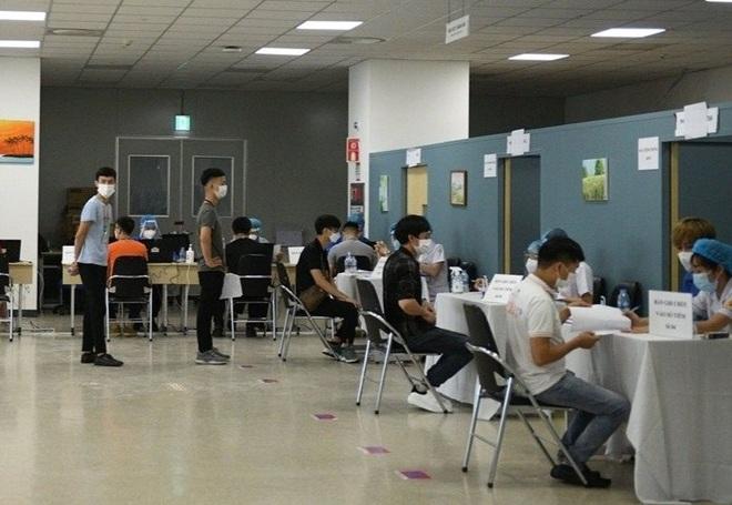 Bắc Ninh: Nới lỏng điều kiện cho người lao động đi làm từ ngày 20/6 - 1