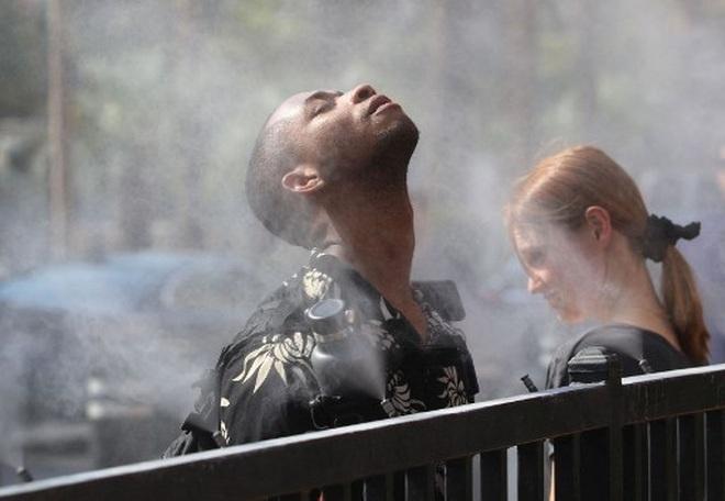 Nắng nóng tăng sốc lên 49 độ C, 50 triệu người Mỹ bị ảnh hưởng - 5