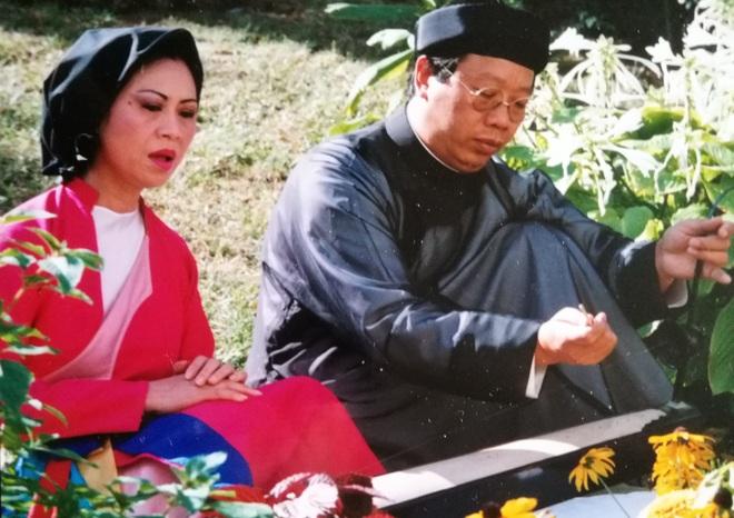Hôn nhân 43 năm ngọt ngào của GS-TS Trần Quang Hải và danh ca Bạch Yến - 2