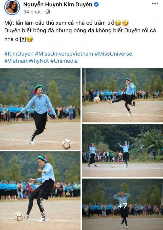 1001 màn cổ vũ bóng đá không giống ai, như đi tấu hài của sao Việt - 6
