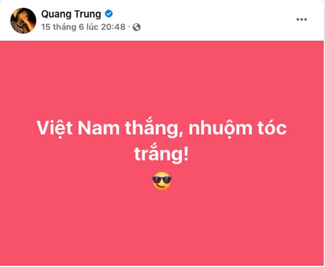 1001 màn cổ vũ bóng đá không giống ai, như đi tấu hài của sao Việt - 9