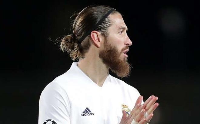 Sergio Ramos chính thức rời khỏi Real Madrid - 2