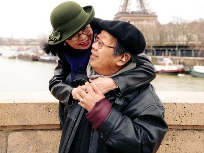 Hôn nhân 43 năm ngọt ngào của GS-TS Trần Quang Hải và danh ca Bạch Yến - 6