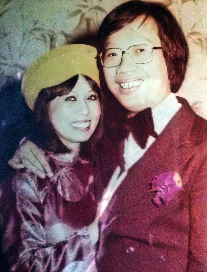 Hôn nhân 43 năm ngọt ngào của GS-TS Trần Quang Hải và danh ca Bạch Yến - 1