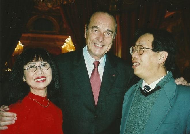 Hôn nhân 43 năm ngọt ngào của GS-TS Trần Quang Hải và danh ca Bạch Yến - 5