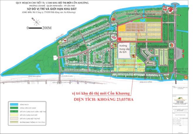 Phân tích vị trí tiềm năng dự án Cồn Khương Diamond City - 3