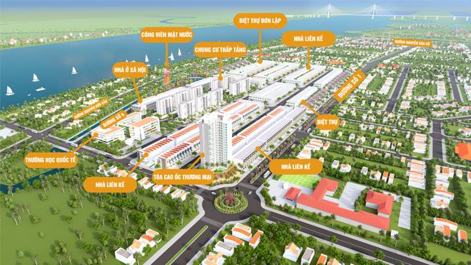 Phân tích vị trí tiềm năng dự án Cồn Khương Diamond City - 5