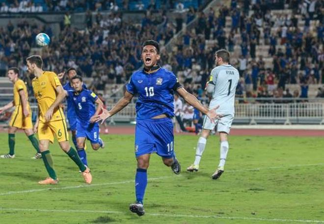 Đội tuyển Thái Lan thi đấu như thế nào ở vòng loại cuối World Cup 2018? - 1
