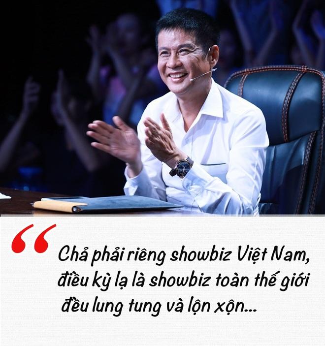 Những phát ngôn rùng mình về showbiz Việt: quá tạp nham, đầy phông bạt - 2