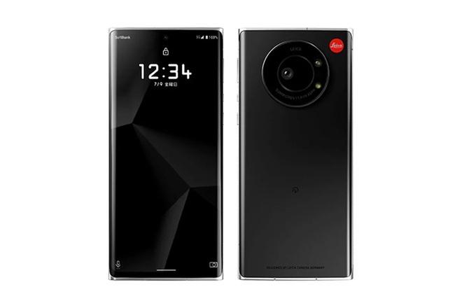 Hãng máy ảnh Leica bất ngờ ra mắt smartphone, giá cực chát - 1