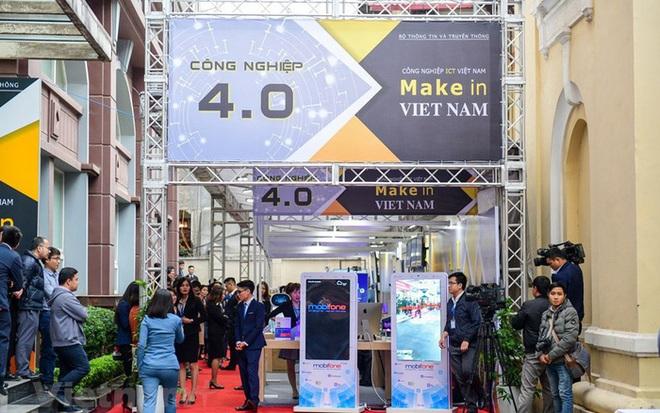 Bộ TTTT phát động Giải thưởng Make in Viet Nam năm 2021 - 2