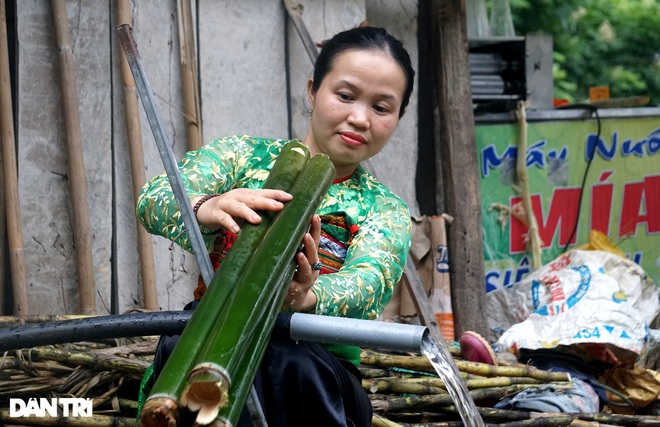 Unique rice dishes in bamboo tubes, bringing the breath of the mountains - 6