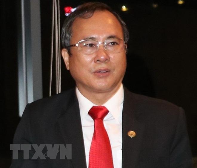 Bộ Chính trị đề nghị kỷ luật Bí thư Bình Dương - 1
