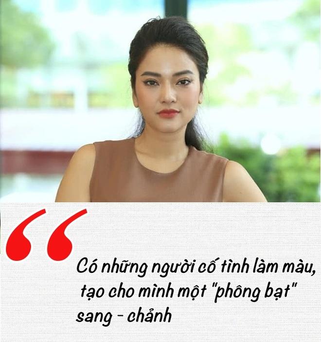 Những phát ngôn rùng mình về showbiz Việt: quá tạp nham, đầy phông bạt - 1