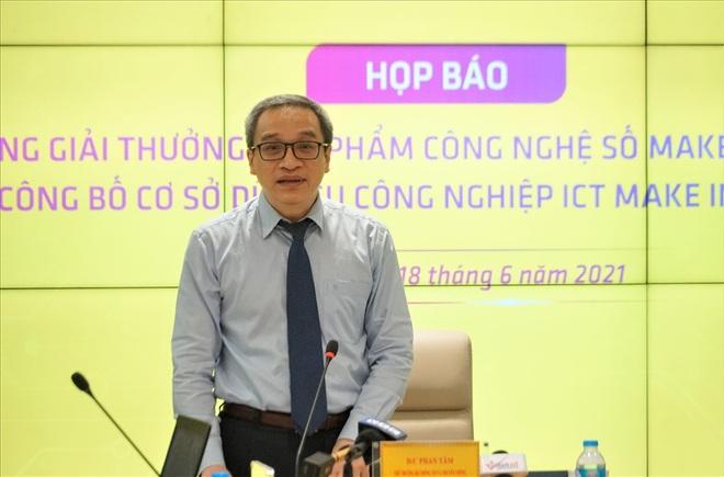 Bộ TTTT phát động Giải thưởng Make in Viet Nam năm 2021 - 1
